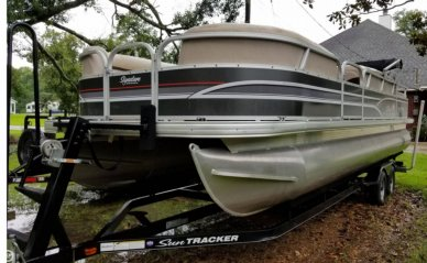 Sun Tracker Party Barge 24 DLX Signature Series, 26', for sale - $28,500