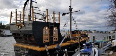 Custom Pirate Ship, 45', for sale - $179,000