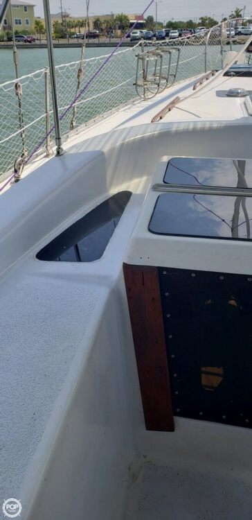 1976 Morgan Out Island 415 Ketch For Sale
