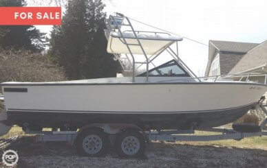 Albemarle 24 Express, 24', for sale - $33,400