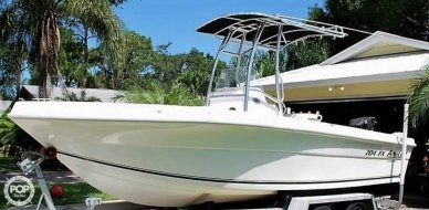 Angler 204 FX Limited Edition, 20', for sale - $21,500