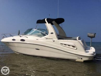 Sea Ray 260 Sundancer, 28', for sale - $48,500