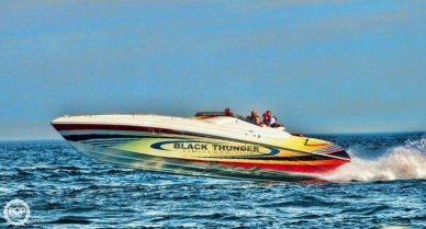 Black Thunder 460 XT EC Limited Edition, 46', for sale - $145,000
