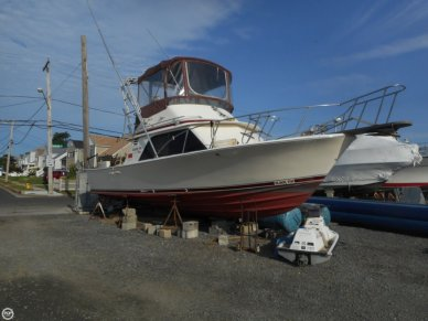 Blackfin 32 FB, 32', for sale - $27,800