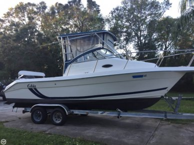 Cobia 250 WAC, 25', for sale - $13,500