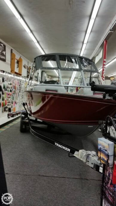 Tracker 17, 17', for sale - $26,600