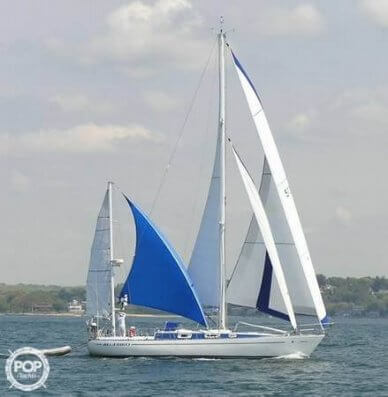 Migrant 45, 44', for sale - $154,500