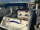 Swim Platform, Swim Ladder, Aft Cleats, Bimini, Transom Walk Through, Arch