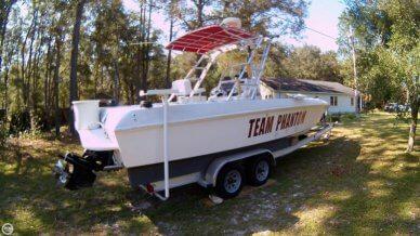 Phantom 28 Fish, 28', for sale - $34,000