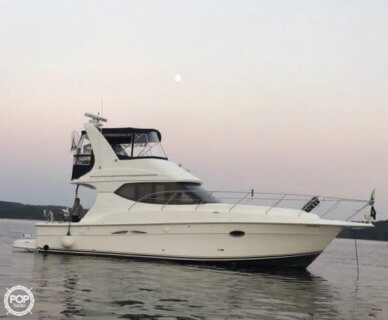 Silverton 34 Convertible, 37', for sale - $117,000