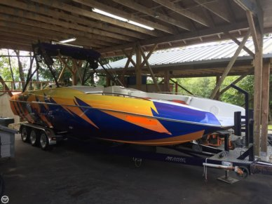 Magic 28 Deck Boat, 28', for sale - $89,999