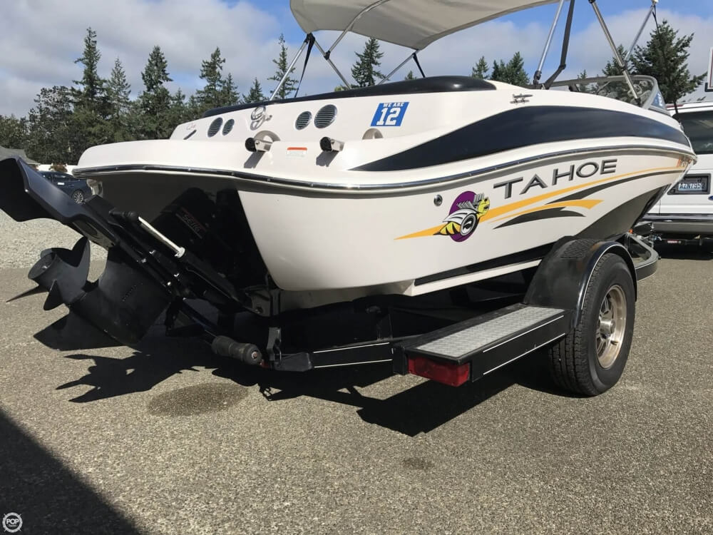 tahoe q4 boat for sale in rainier wa for $15 000 135421 rh popyachts com  q4 tahoe fuse box map #46