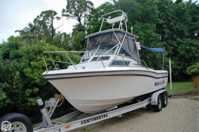 Grady-White Seafarer 226, 22', for sale - $17,950