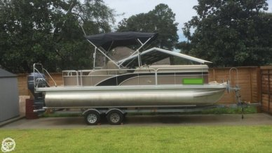 Bennington 24 SSLX TRI-TOON, 24', for sale - $39,550