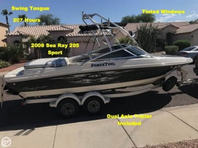 Sea Ray 205 Sport, 21', for sale - $24,000