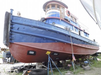 Universal Ironworks 49, 49', for sale - $115,000