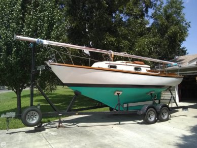 Cape Dory 22-D, 22', for sale - $29,500