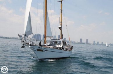 Yankee Clipper Ketch, 41', for sale - $133,400
