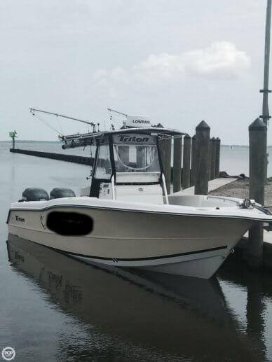 Triton 2895, 29', for sale - $44,950