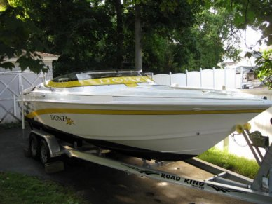 Donzi 26 ZX, 26', for sale - $25,500
