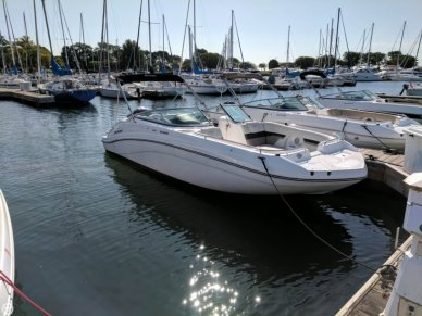 Hurricane SD 2486, 24', for sale - $49,500