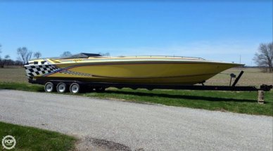 Fountain 12 M Sport Boat, 40', for sale