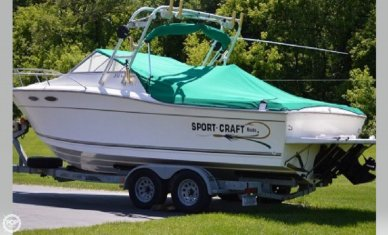 Sportcraft 232 GLS, 23', for sale - $25,000