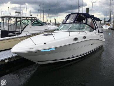 Sea Ray 260 Sundancer, 26', for sale - $47,800