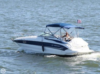 Crownline 270 Cruiser, 27', for sale - $53,900