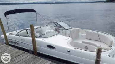 Ebbtide 2200 SS Fun Cruiser DC, 23', for sale - $28,900