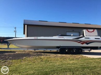 Fountain 40, 40', for sale - $73,000