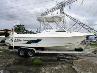 Aquasport Explorer 225, 24', for sale - $15,000