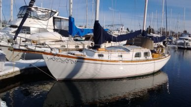 Mariner 31 Ketch Rig, 37', for sale - $33,400