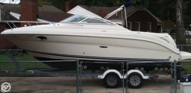 Sea Ray 250 Amberjack, 26', for sale - $25,600