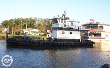Steel Tug 55, 55', for sale - $260,000