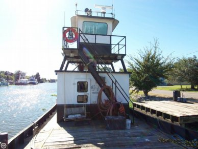 Steel Tug 53 Tug Tow Support Vessel CN, 53', for sale - $295,000