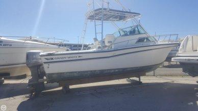 Grady-White 252 Sailfish, 25', for sale - $10,000