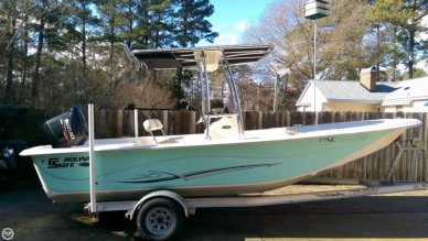 Carolina Skiff 218 DLV, 20', for sale - $36,700