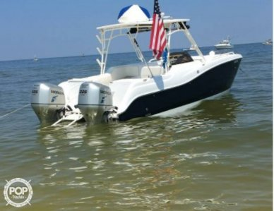 World Cat 270 SD, 26', for sale - $68,000
