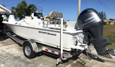 Sportsman Masters 207, 20', for sale - $37,800