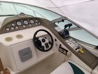 Helm Tilt Steering Wheel, Compass, Throttle/shift, VHF, Garmin GPS/ Fishfinder/ Plotter, Gauges