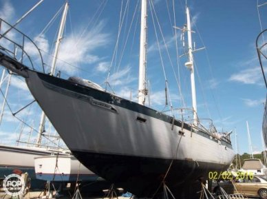 Hardin 45 Ketch, 45, for sale - $24,000