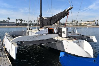 Crowther Buccaneer 36, 35', for sale - $27,500