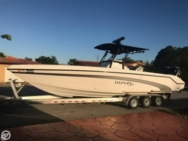 Donzi 32ZF, 32', for sale - $75,000