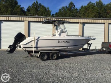 Donzi 23ZF, 24', for sale - $26,500