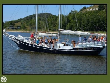 Texas Boat Works Covin Pipisstral Schooner 63, 63', for sale - $270,000