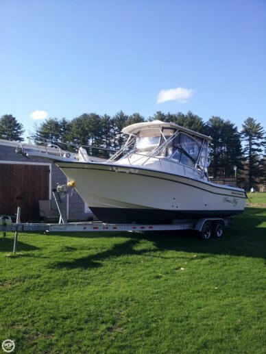 Grady-White 26, 26', for sale - $77,800