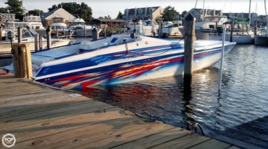 Sonic 358, 36', for sale - $62,900