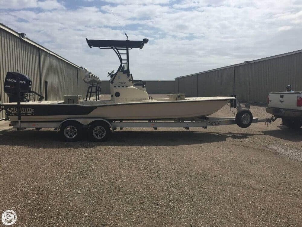 SOLD: Haynie 24 CAT boat in Aransas Pass, TX | 142836