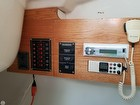 12 Volt Electrical Panel, Shore Power Plug In, VHF And Stereo